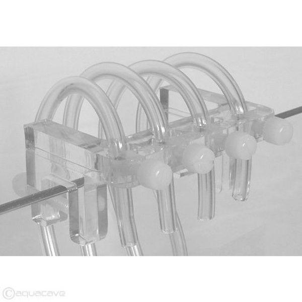 Bubble-Magus-Dosing-Tube--Holder-T11-T12-Sri Lanka-Aquarium-Marine-Reef-Saltwater-A R Exotics-ARX